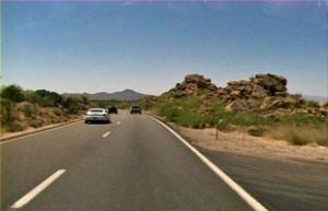 Photo Courtesy Arizona Department of Transportation