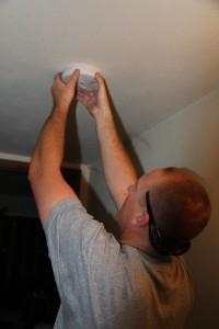 smoke alarm installation one