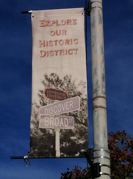 Globe Historic District