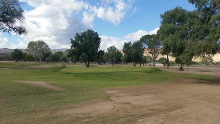 Hayden Golf Course  Photo Courtesy of Gloria Muñoz