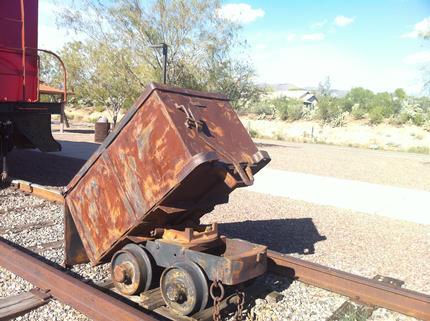 Copper Cart in the