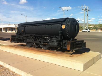 Newly Restored Porter Rail Locomotive