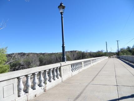 Winkelman Luten Arch Bridge