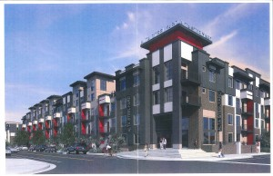 Alta steelyard Lofts will open this fall in Chandler with 301 residential units.  Photo from the City of Chandler.