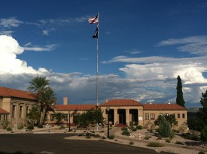 Clarkdale Town Hall.