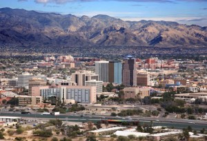 Downtown Tucson is a hub for University of Arizona students, residents, businesspeople and visitors to enjoy the unique attractions and gorgeous weather.  Photo from City of Tucson
