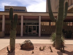 Tucson City Hall.  Photo from the City of Tucson.