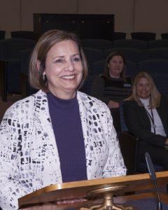 Elizabeth Burke, Flagstaff